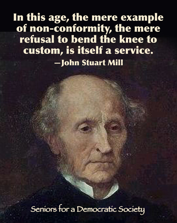 john stuart mills essay on liberty Nonfiction john stuart mill  on liberty the subject of this essay is not the so-called liberty of the will, so unfortunately opposed to the misnamed doctrine of philosophical necessity but civil, or social liberty: the nature and limits of the power which can be legitimately exercised by society over the individual.