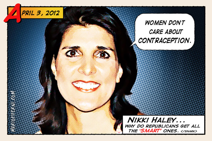 Image result for nikki haley quote