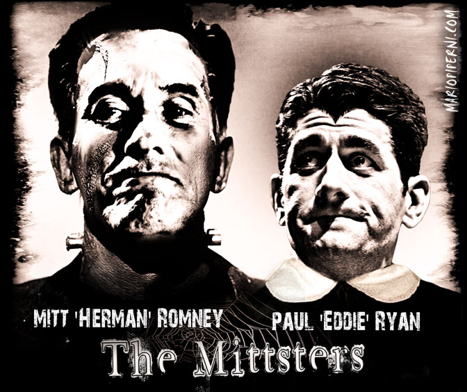 Ryan eddie munster