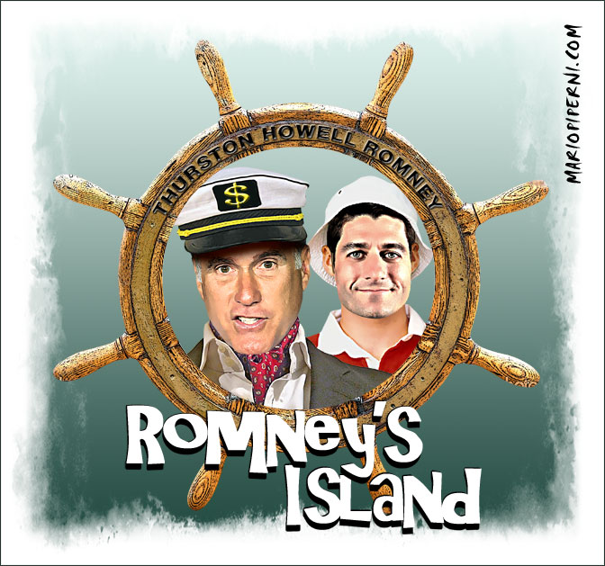 Mario Piperni And The Stench Of Romney
