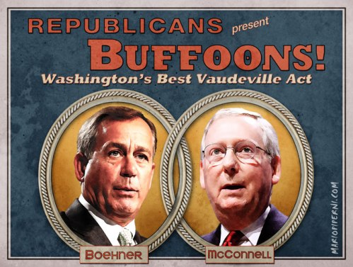 Republican_Vaudeville-Poster