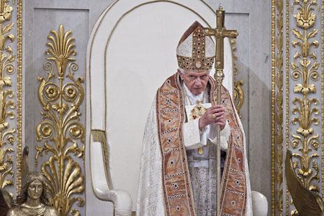 Pope Benedict XVI - Papa Benedetto XVI