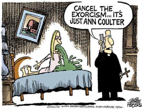 coulter-exorcism