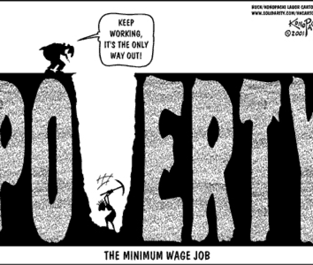 Naked Capitalism The Minimum Wage Lie Seniors For A Democratic