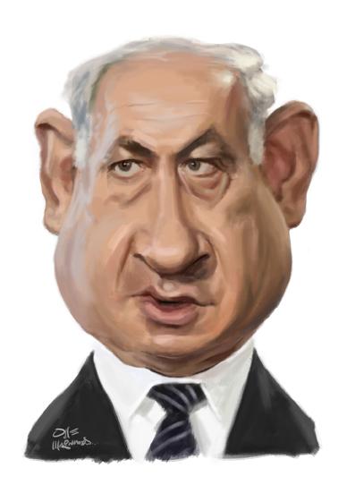 benjamin-netanyahu-caricature-web